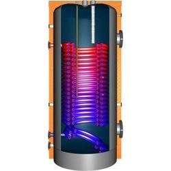 JDW 400 Hochleistungswärmepumpenspeicher mit Doppelwendel-Wärmetauscher